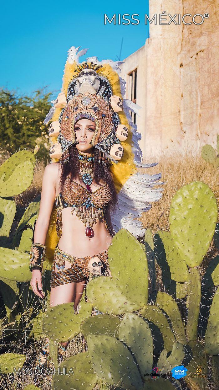 Miss Coahuila, Georgina Vargas