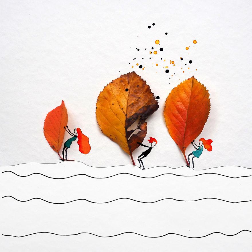 Autumn Surfing!