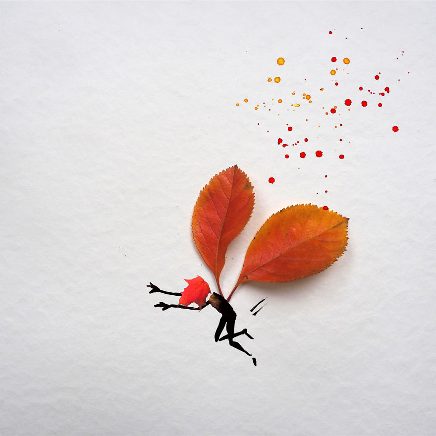 The Grace In Your Fall