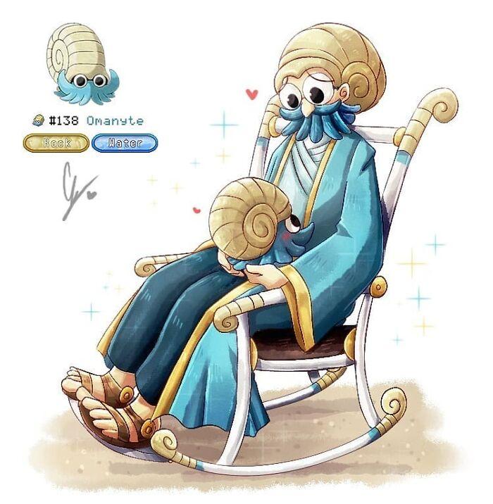 Omar The Omanyte