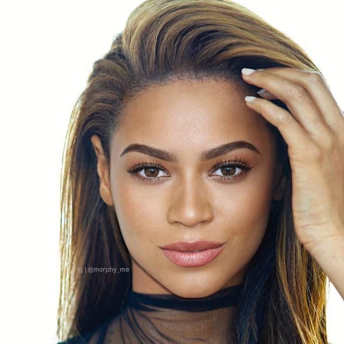 Zendaya + Beyonce