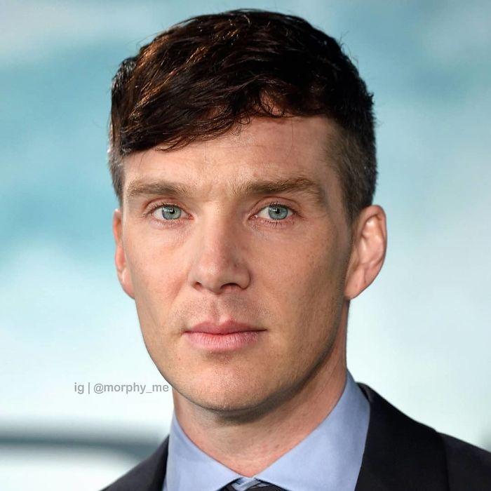 Cillian Murphy + Benedict Cumberbatch
