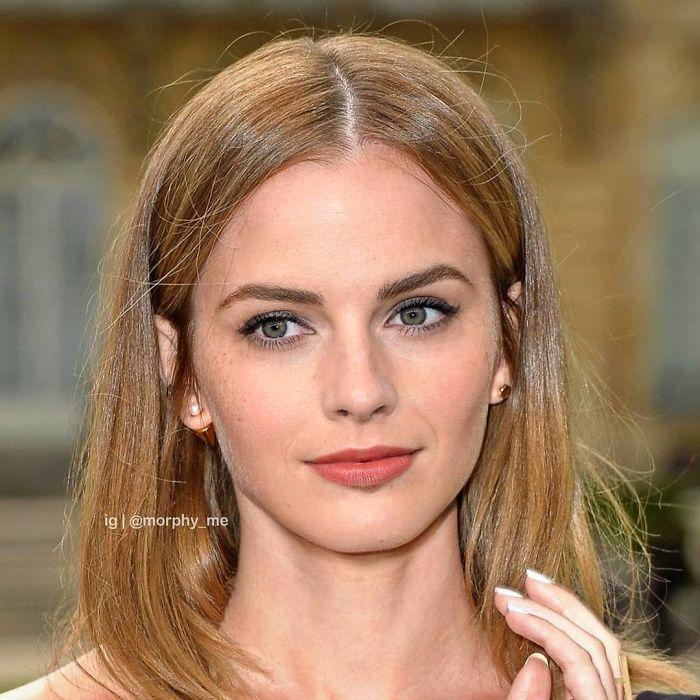 Emma Watson + Margot Robbie