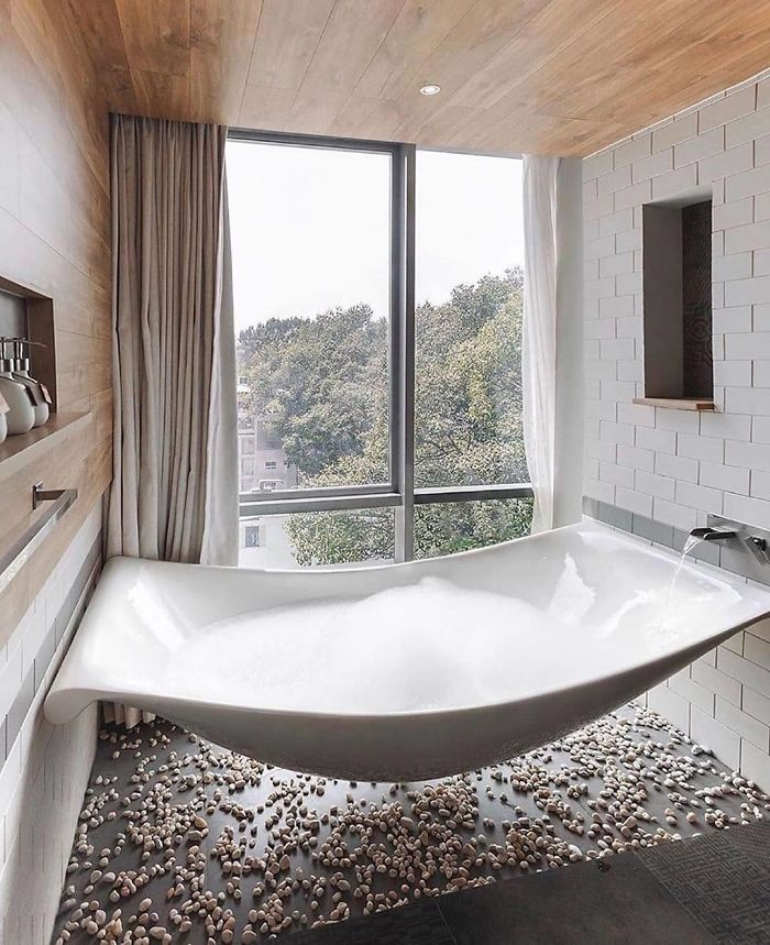 Hammock Bathtub By Splinter Works