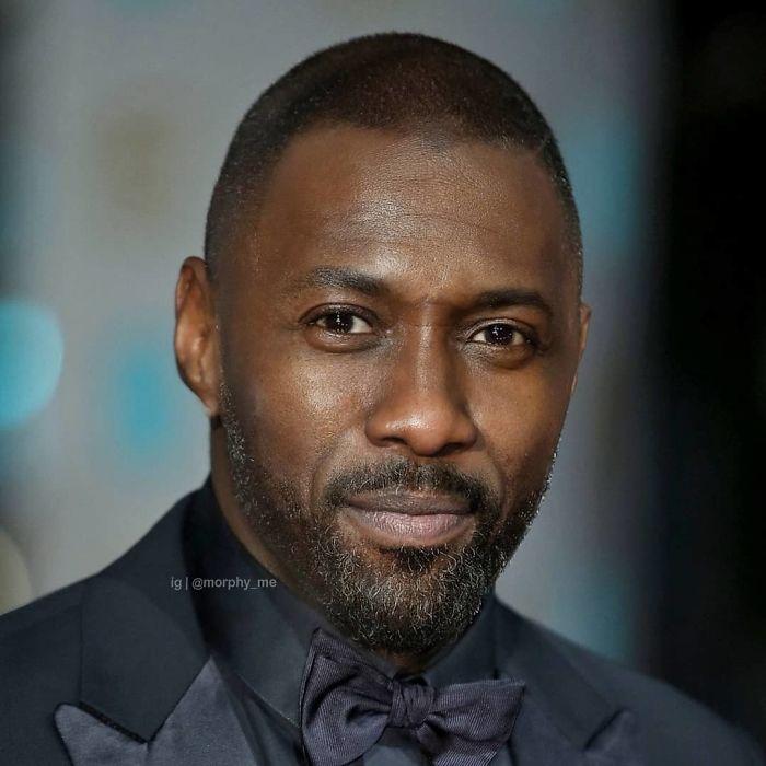 Idris Elba + Mahershala Ali