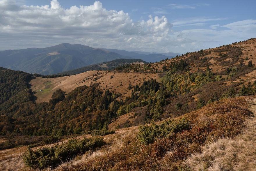 Ukrainian Autumn Carpathians - The Great Inspiration You Must Discover!