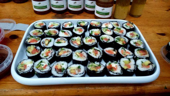 My Sushiiiiii