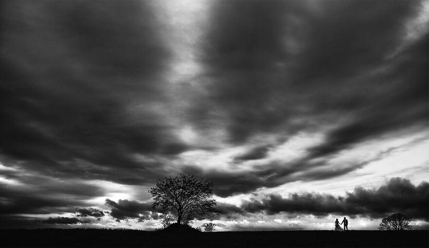 Scary Skies