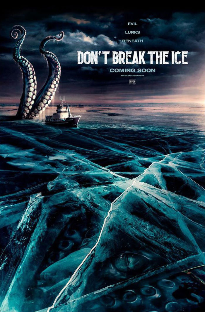 Don't break the ice created by Justin Bryant