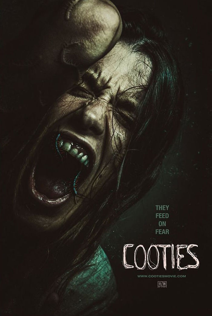 Cooties created by Justin Bryant