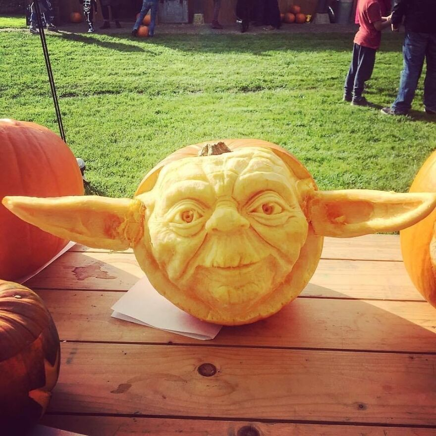 Pumpkin It Is