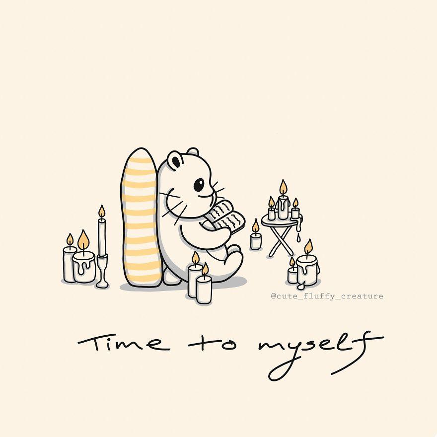Rahatlamak için Kendinize Zaman Verdiğinizden Emin Olun
