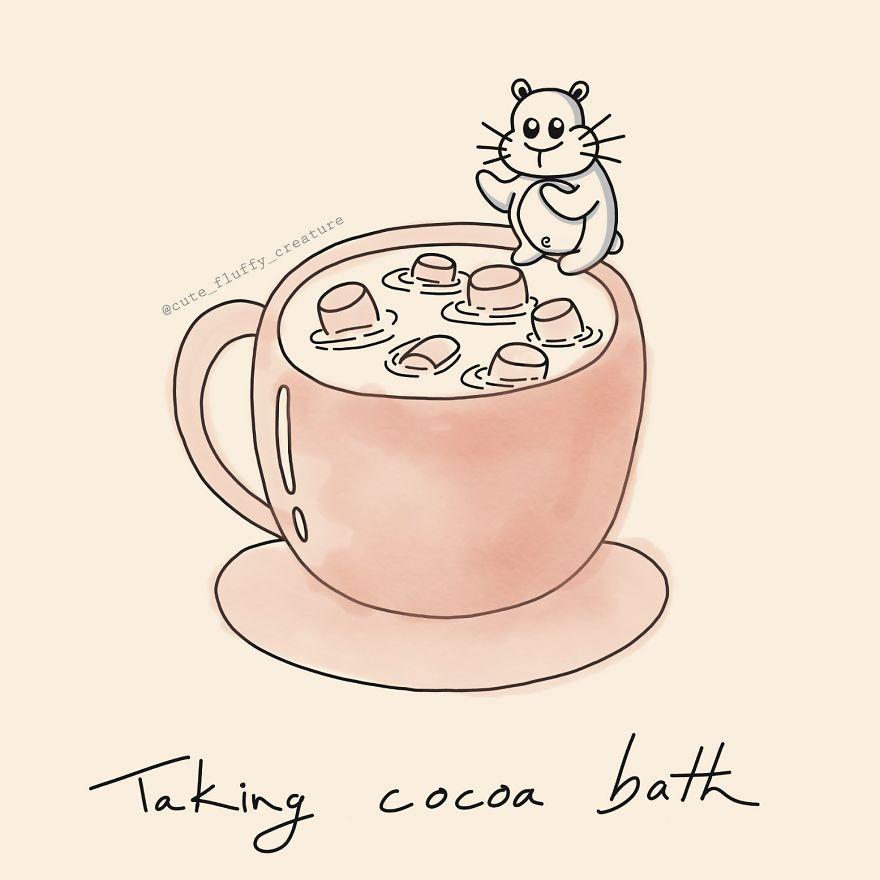 Kakao Banyosu Olsaydı Kesinlikle Birini Alırdım