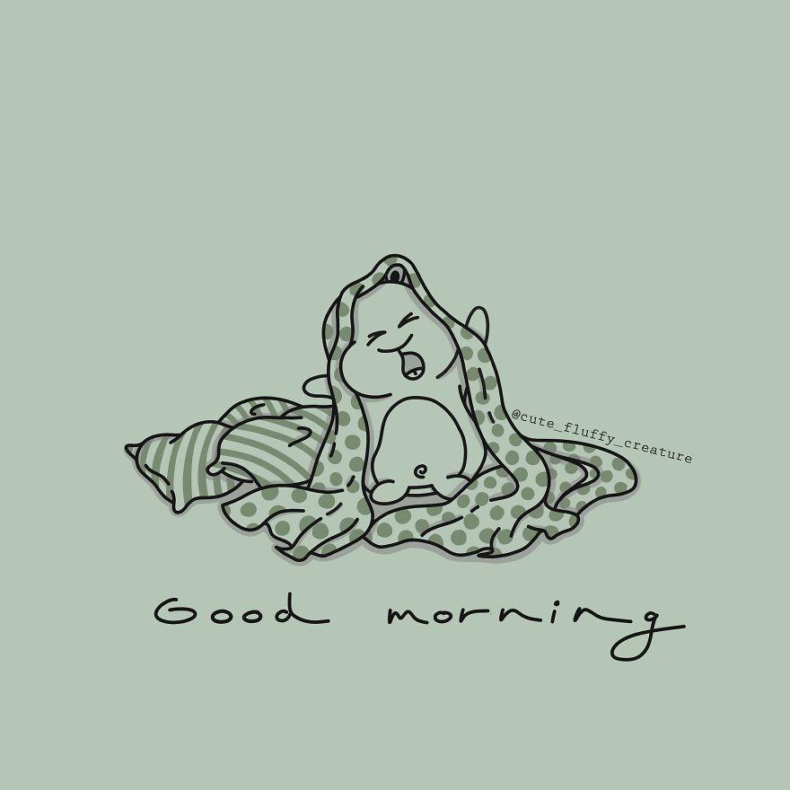 Herkese günaydın!