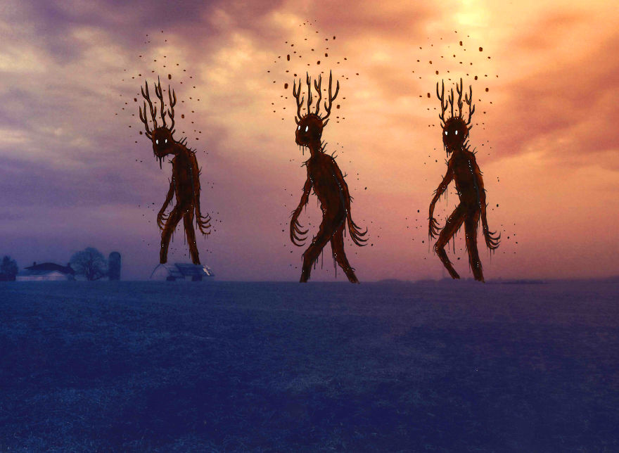 Migration Of The Guardians
