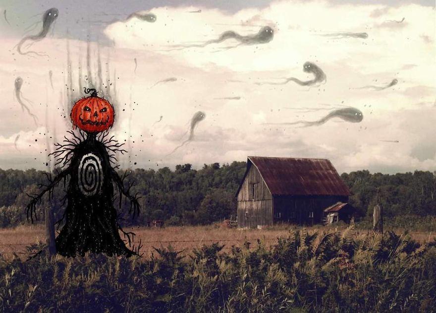 Halloween Spirits