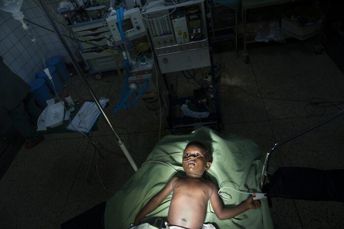 Infancia robada (2º en Documental y fotoperiodismo)