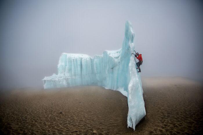 Desierto de hielo (2º en Deportes en acción)