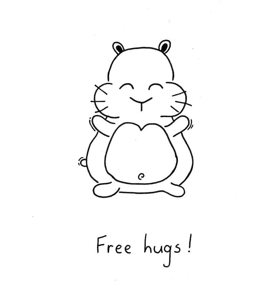 Is There Anybody Who Likes Hugs?