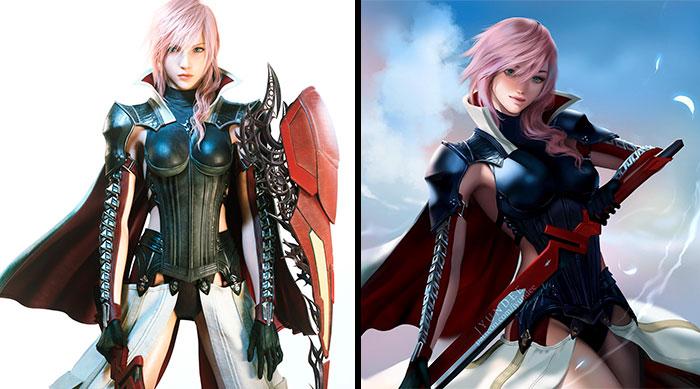 Lighting (Final Fantasy Xiii)
