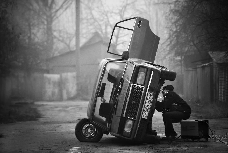 By Mikhail Kapychka
