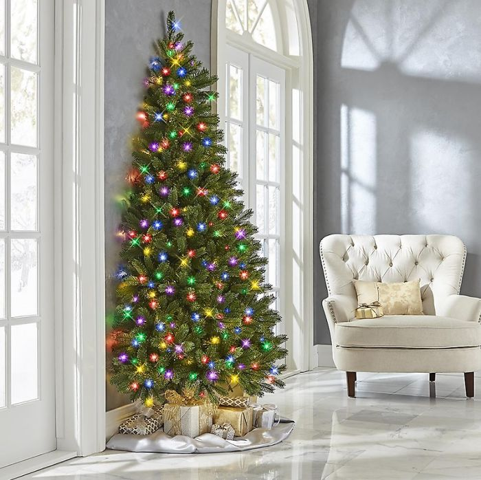 You Can Now Buy A 'Half Christmas Tree' If You Hate ...