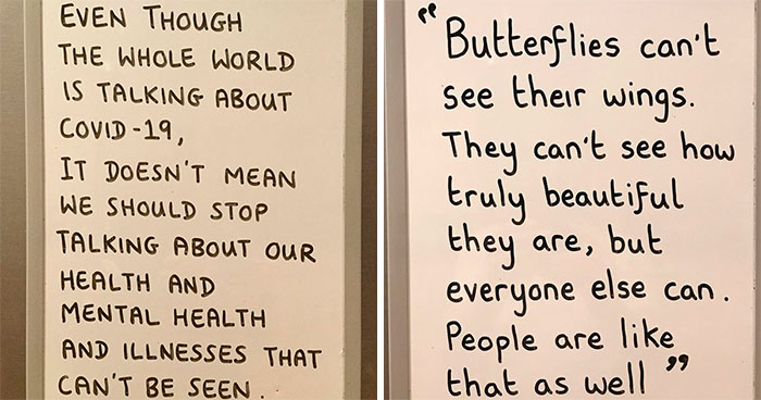 50 Of The Best Messages On The London Underground Notice Boards Written By 2 Masked Guys