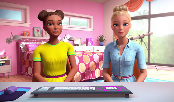 Barbie Releases A Video Where She Discusses White Privilege And People Are Praising It
