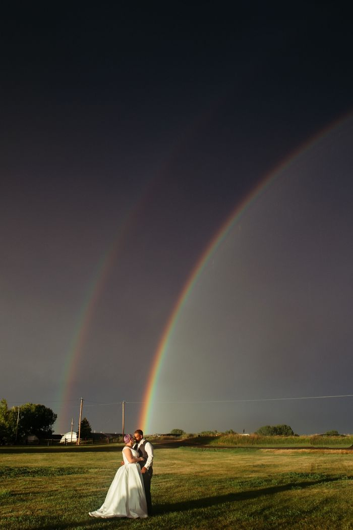 Our Full Double Rainbow