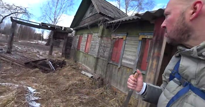 Guy Explores The Real Chernobyl Exclusion Zone, Discovers ...