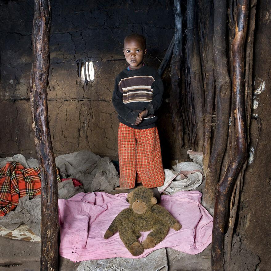 Tangawizi, 3, Keekorok, Kenya
