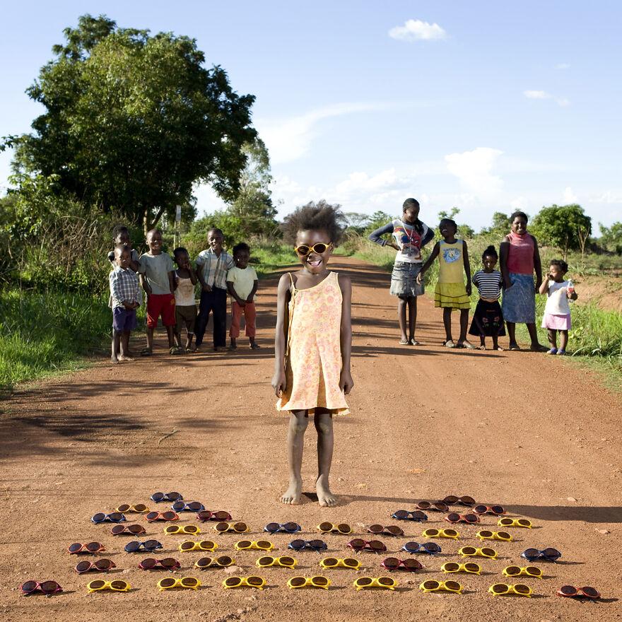 Maudy, 3, Kalulushi, Zambia