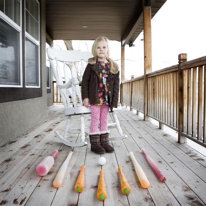 Virginia, 5 años, Utah, EEUU