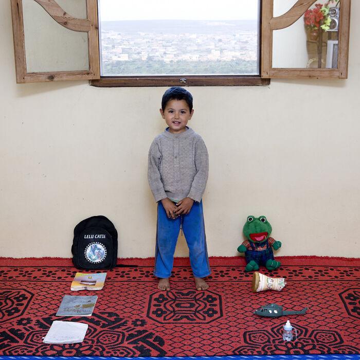 Norden, 5 años, Sidi Benzarne, Marruecos