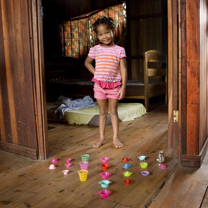 Naya, 3 años, Managua, Nicaragua