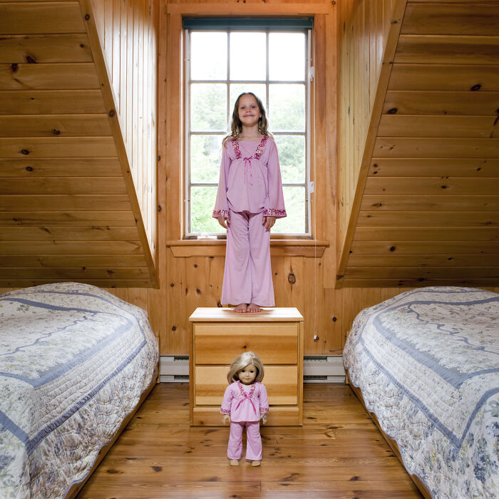 Lauren, 6 años, Muskoka, Canadá