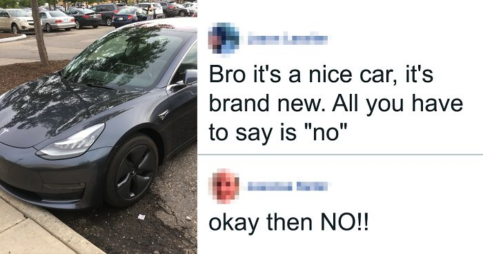 Choosing Beggar Acts Like A Jerk After Asking Friends To Borrow A Car For His Wedding, Keeps Refusing Perfectly Good Offers