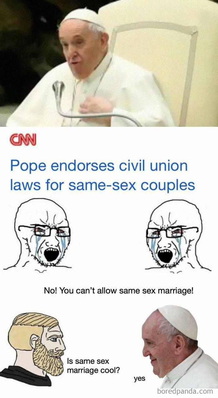 Pope-Francis-Same-Sex-Union-Reactions