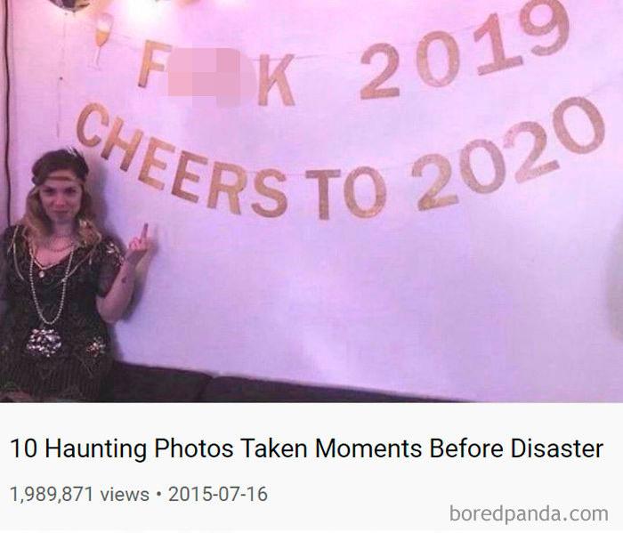 Cursed Photo