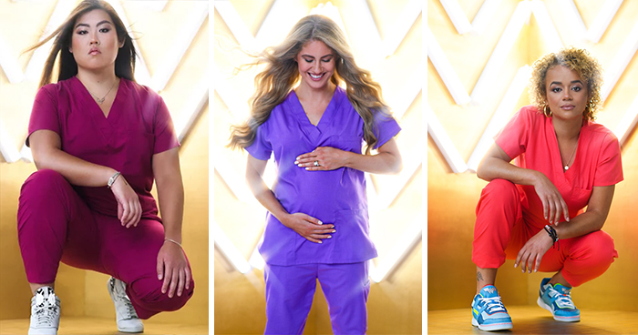 6 Brave COVID-19 Nurses Become The Face Of Reebok's New 'Wonder Woman' Collection