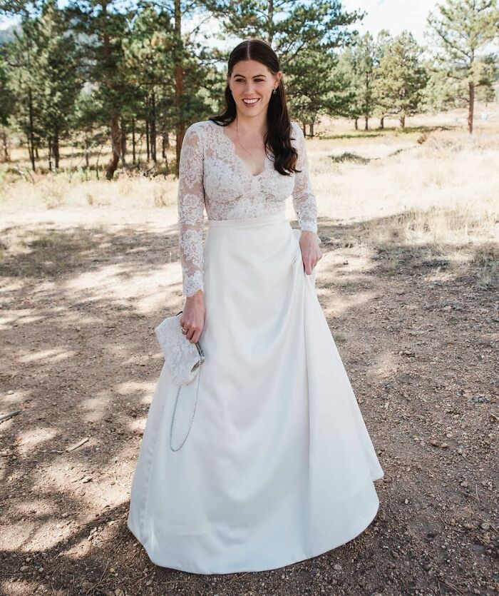 Cheap Homemade Wedding Dresses