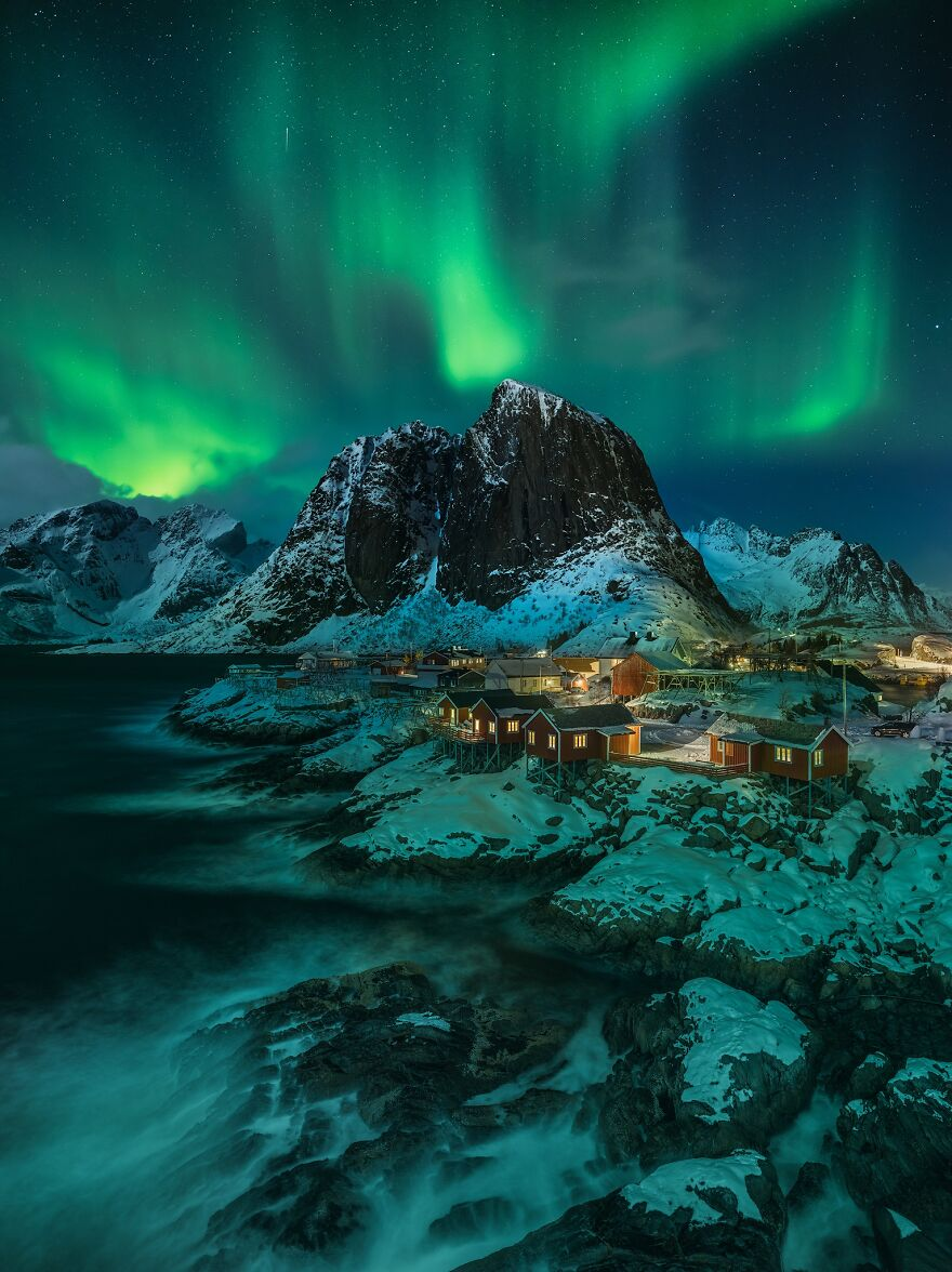 Goddess Advent (Professional Special & Night Photography Category, 1st Place)