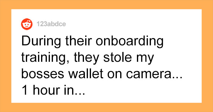 52 Times People Witnessed Their New Co-Worker Getting Fired So Fast, They Shared It Online
