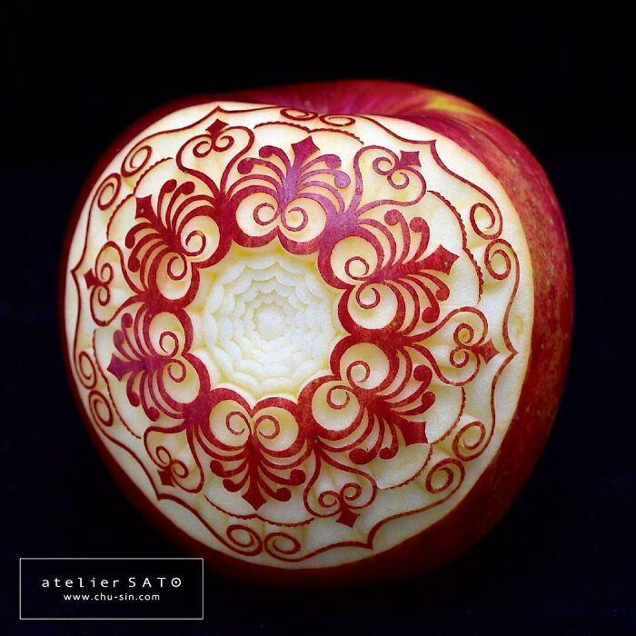 Fruit-Carving-Art-Tomoko-Sato