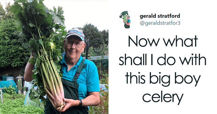 71-Year-Old Veggie King Posts Gardening Pics, Becomes An Internet Sensation (30 Pics)