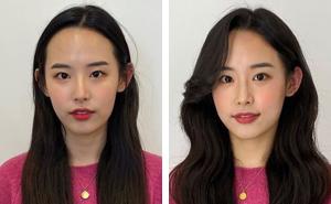 Esta estilista muestra cómo el corte de pelo apropiado puede cambiar a una persona (30 fotos)