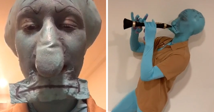 37 Halloween Costumes From TikTok That Are So Good, They Immediately Went Viral