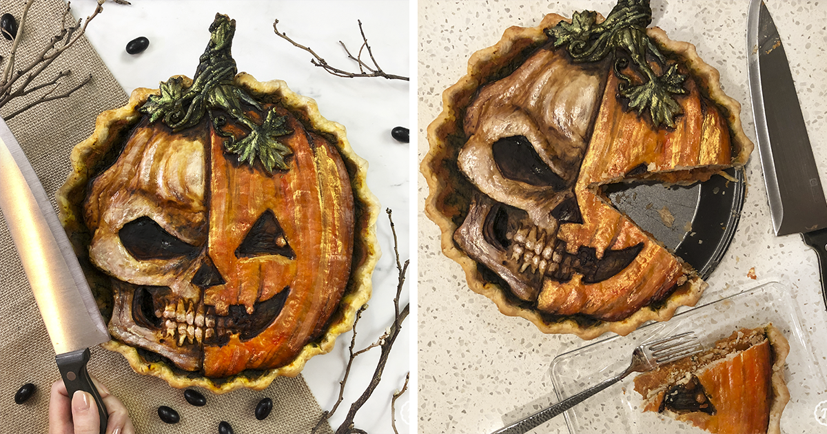 33 Pies That Look Too Good To Eat By Baker Jessica Clark-Bojin (New Pics)
