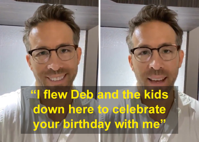 Hugh Jackman Celebrates His 52nd Birthday, So Naturally, Ryan Reynolds Had To Troll Him