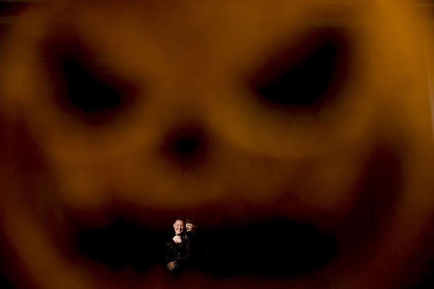 Am I Actually Inside A Pumpkin?